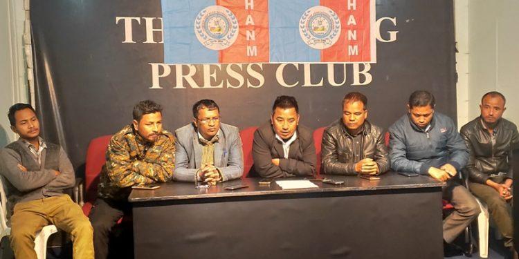 HANM president Lamphrang Kharbani told reporters that the dispute cannot be prolonged further.