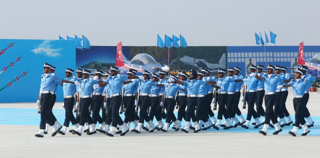 IAF invites online application for recruitment 1
