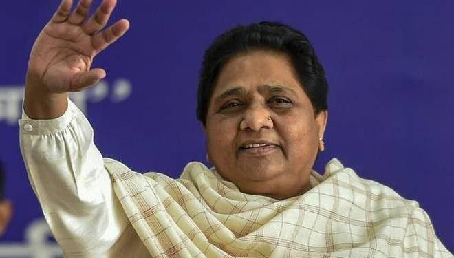 Mayawati (File image)