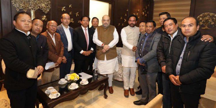 MDA delegation-Amit Shah