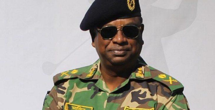 BGB Major General Shafeenul Islam
