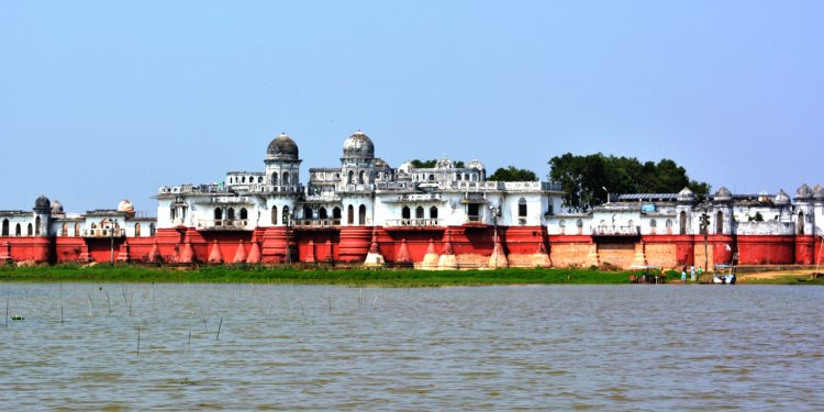 Neernahal in Lake Rudrasagar in Tripura (File image)