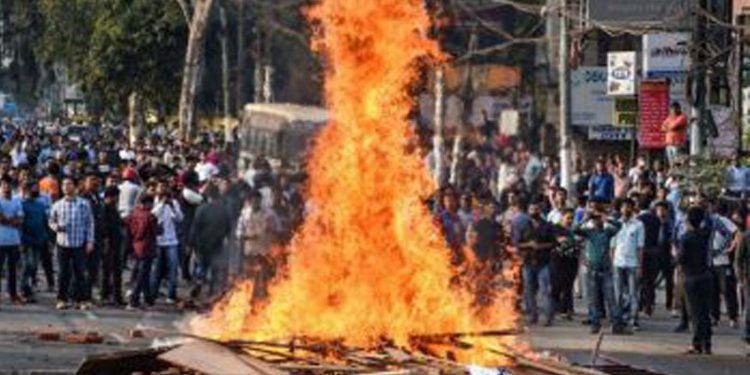 CAB protest: 1 martyred in CRPF firing at Guwahati 1