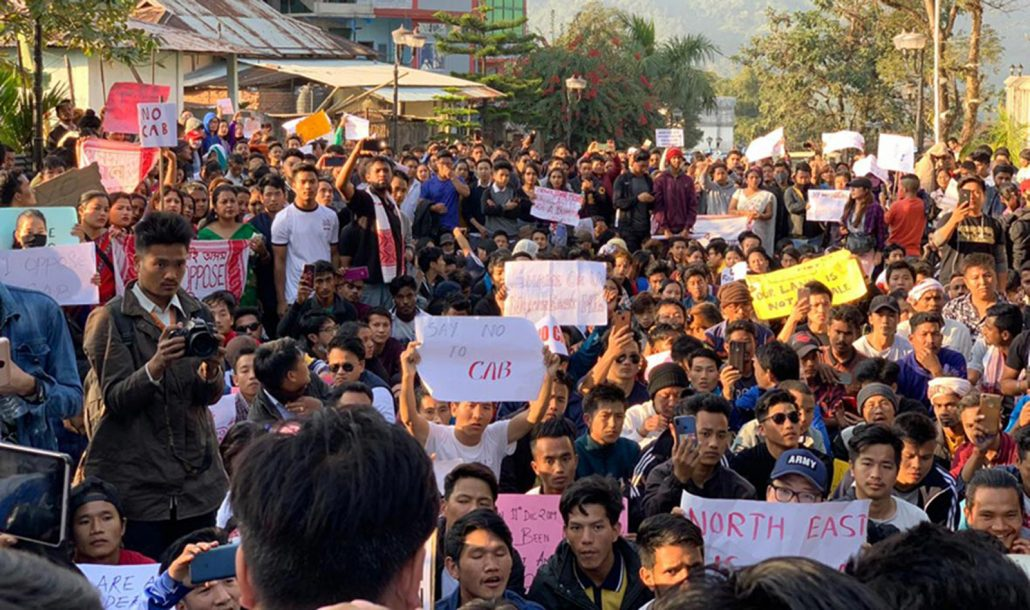 Protests against Citizenship Act gain momentum in ...