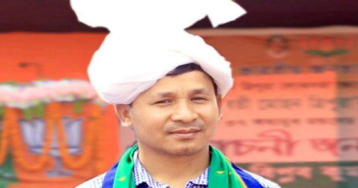 Rebati Kumar Tripura (File image)
