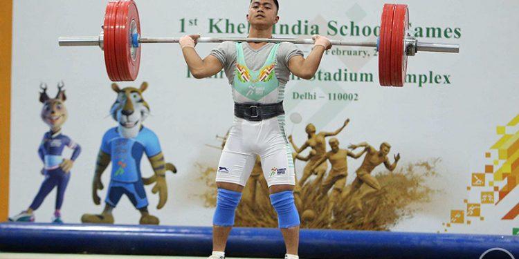 File image of Sidhant Gogoi. Image courtesy: bodyandstrength.com