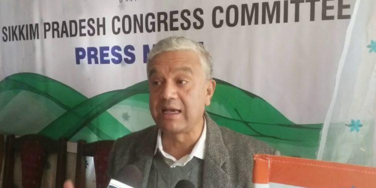 Sikkim Congress president
