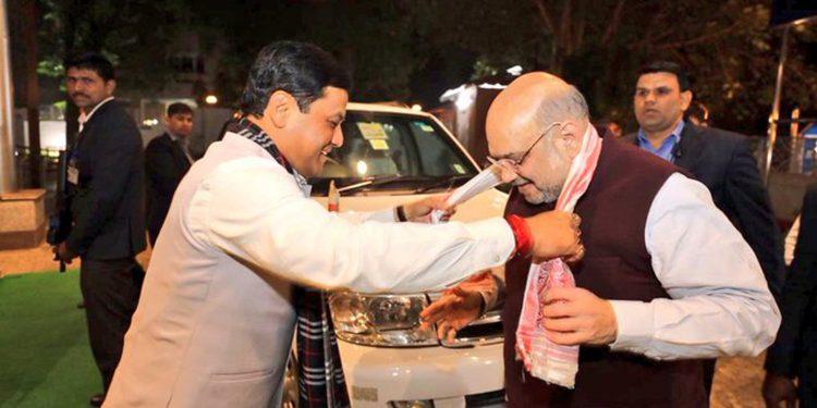 Sonowal-Shah and CAB