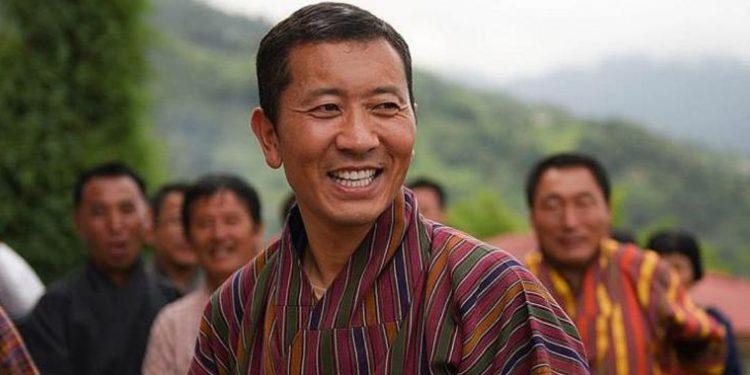 Bhutan PM Lotay Tshering (File image)