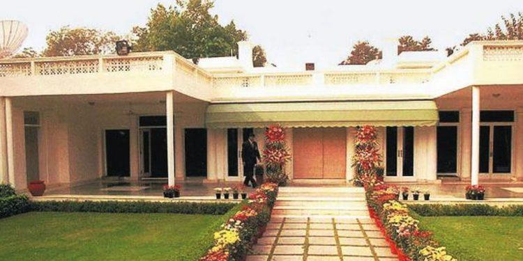 PM Narendra Modi's residence. File image