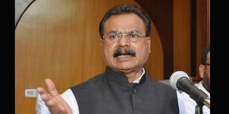 Assam minister Chandra Mohan patowary