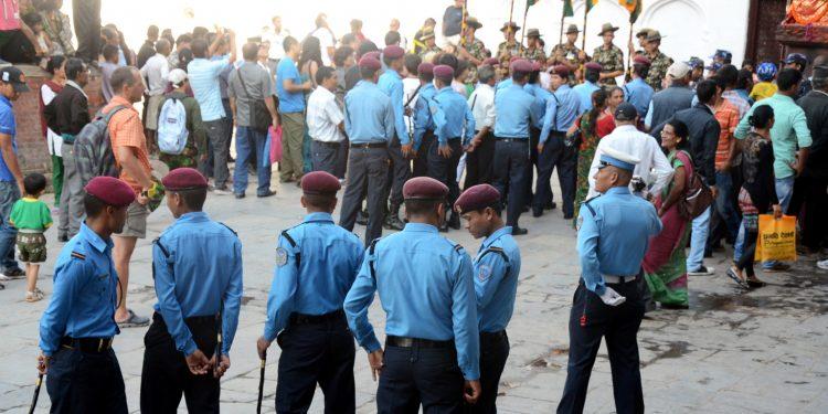 Nepal police. (File image)
