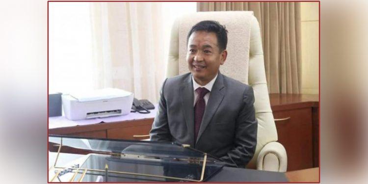 Sikkim CM Prem Singh Tamang (File image)