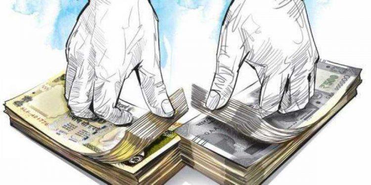 Swindling of funds - corruption