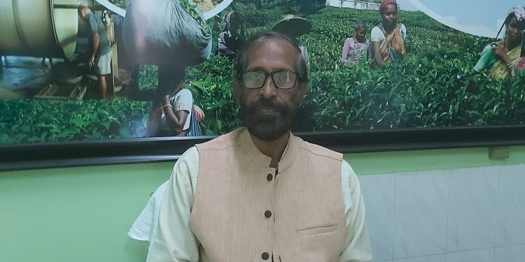 TTDC chairman Santosh Saha