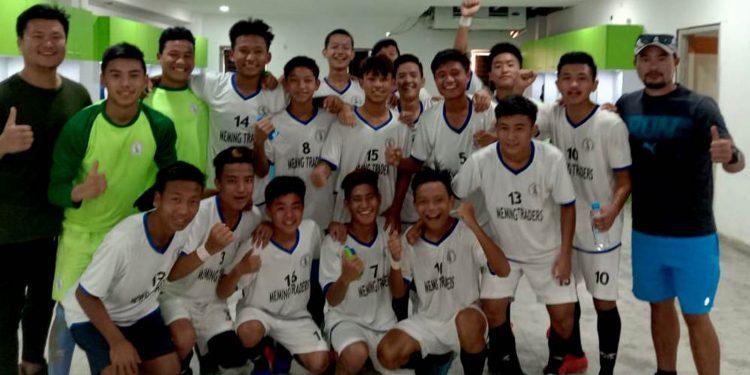 Arunachal football team