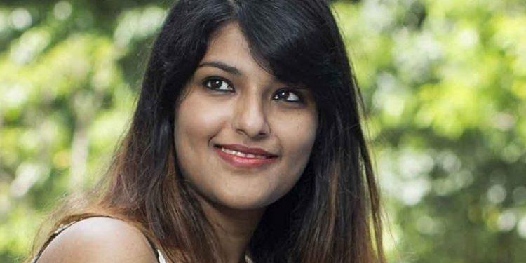 File image of Ankita Bose. Image courtesy: Youtube