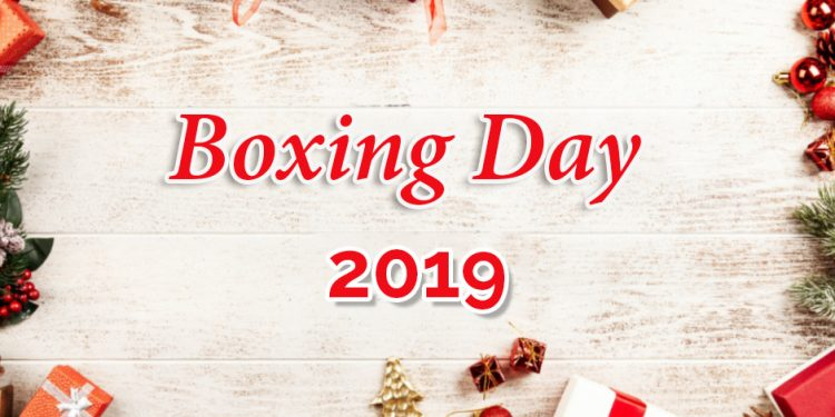 Northeast: Today is Boxing Day; know what it is 1