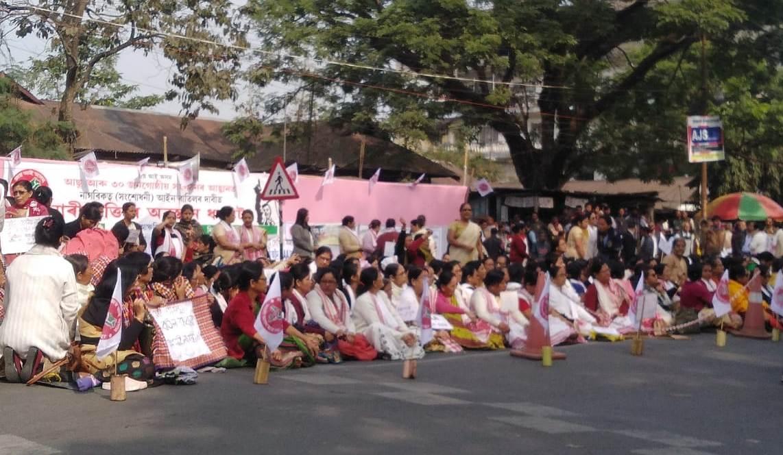 Assam: Anti-CAA protests rock Jorhat 1