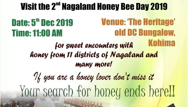 Nagaland gears up for 2nd Honey Bee Day 1