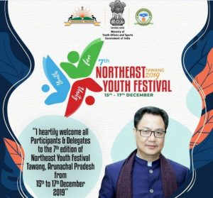 Arunachal all set for youth fest 3