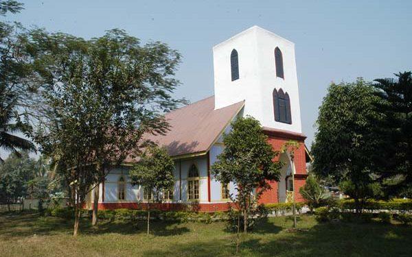 File image of Nagaon Baptist Church