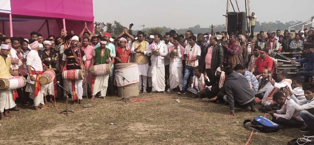 Assam: Thousands voice against CAA at RSS stronghold Hojai 2