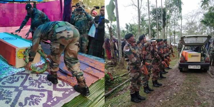 Army soldier dies in Arunachal