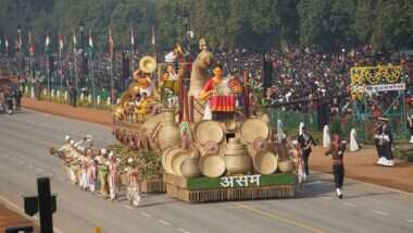 Assam tableau bags first prize at 71st Republic Day parade 1