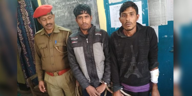 Bangladeshi cattle smugglers
