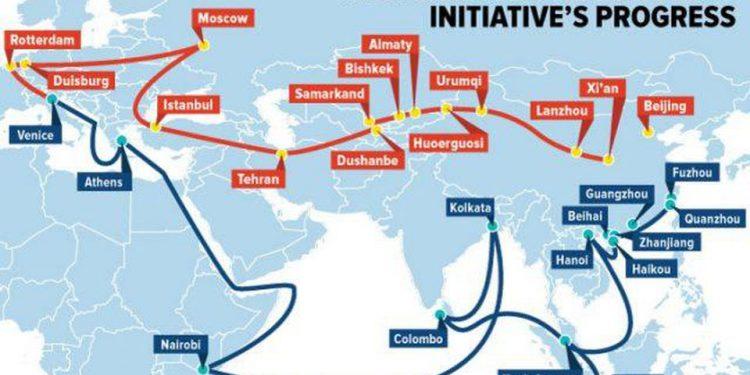 China's Belt and Road Initiative push intensifies 1