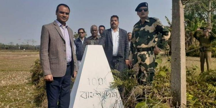 Assam: Indo-Bangla border haat to come up in Dhubri 1