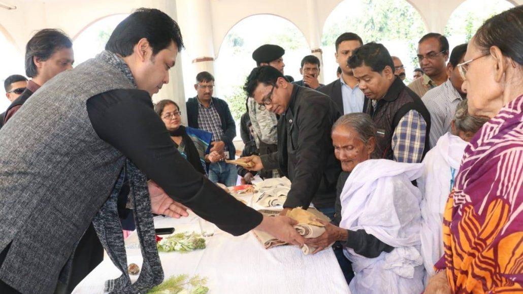 Tripra CM Biplab Kr Deb