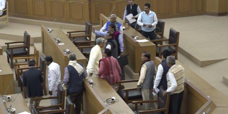 CPI(M) MLAs in Tripura Assembly