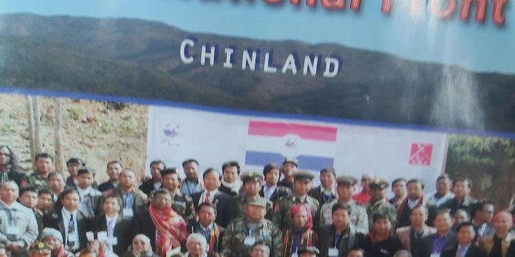 Chin National Front (CNF) insists Paletwa is part of the Chin State and the Arakan Army's claim on it is 'untenable'.