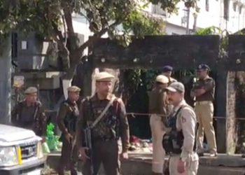 Upper Assam serial blasts