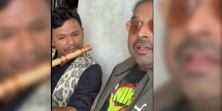Shankar Mahadevan introduces Assam talent; video goes viral 1