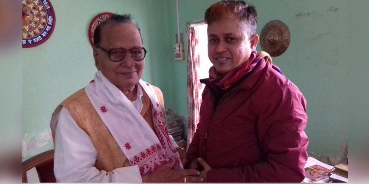 Dr Nagendra Nath Sarma