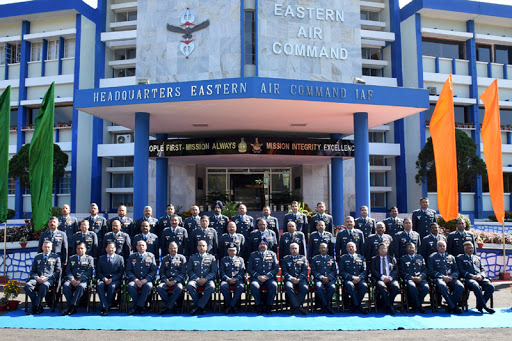 Eastern Air Command Headquarters in Shillong.  (File image)