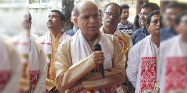Ex-Assam DGP Kuladhar Saikia