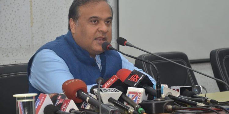 Minister Himanta Biswa Sarma. (File image)