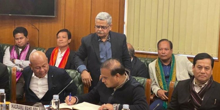 Minister Himanta Biswa Sarma thanked all those who made the