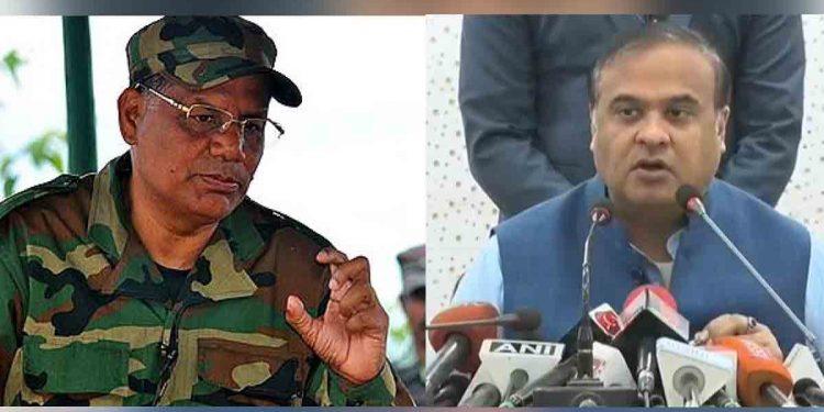 Assam Government invites Paresh Baruah faction of ULFA for peace talks 1
