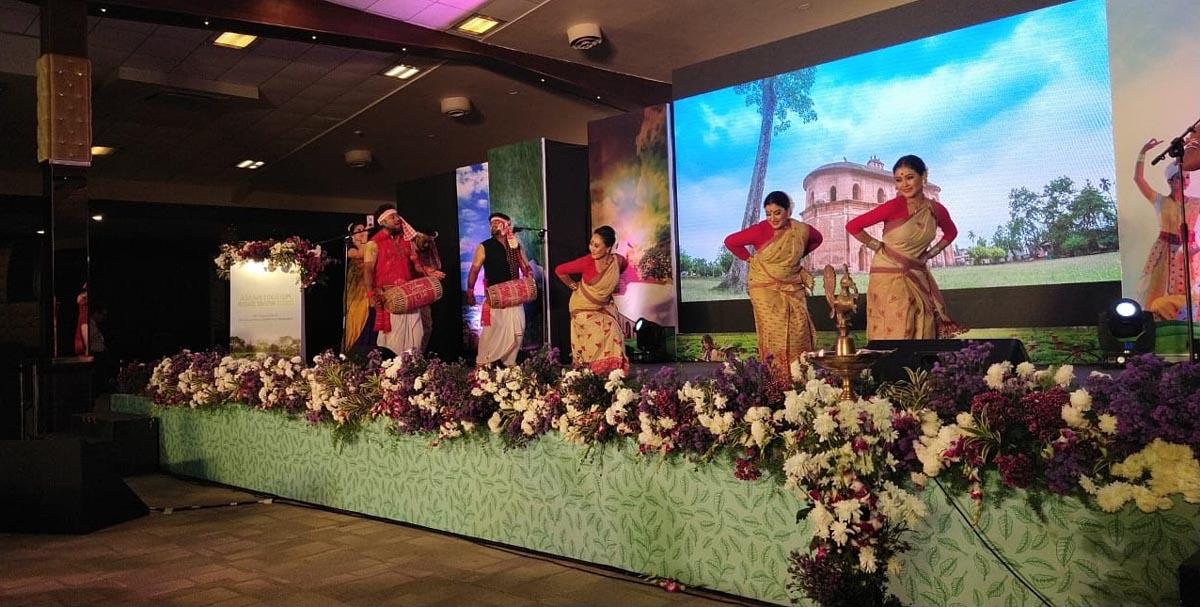 Leading tour operators participate in Assam Tourism's roadshow at Hyderabad 2