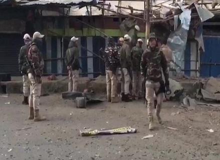 Blast rocks Imphal ahead of R-Day; minor girl hurt 1
