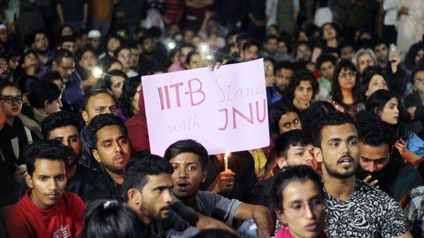 Nagaland: NSUI condemns JNU attack 1