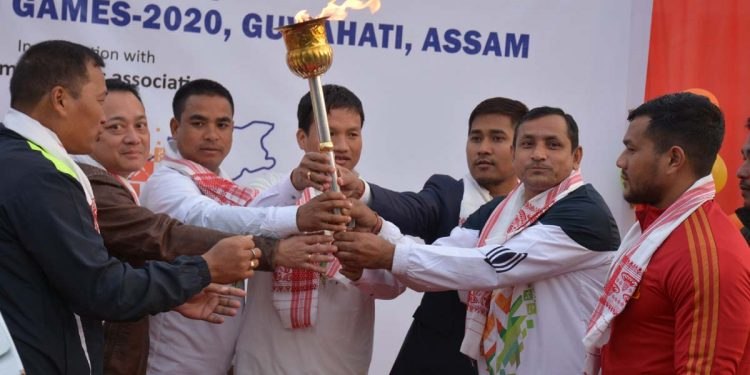 Khelo India torch relay