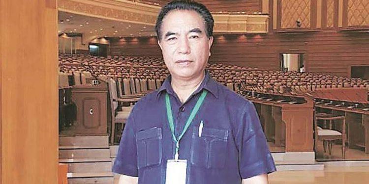 ZPM leader Lalduhoma