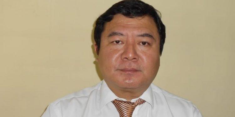 File image of Lalramthanga Tochhawng. Image courtesy: Times of Mizoram