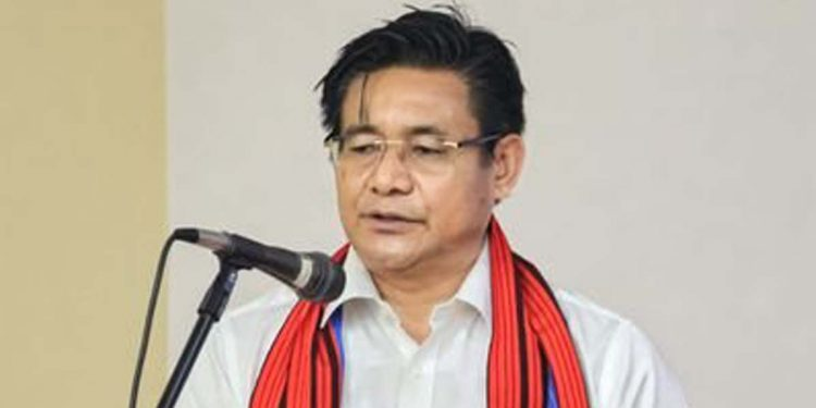 Mhathung Yanthan